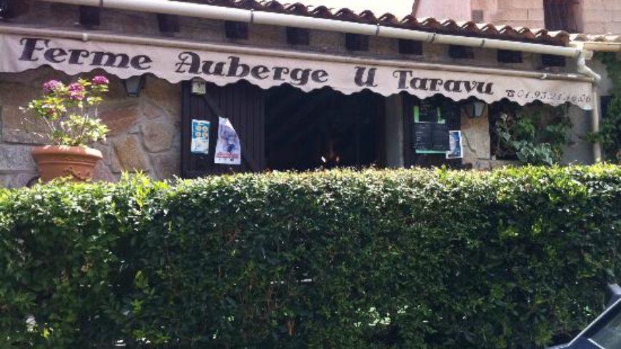 Ferme Auberge «U Taravu»